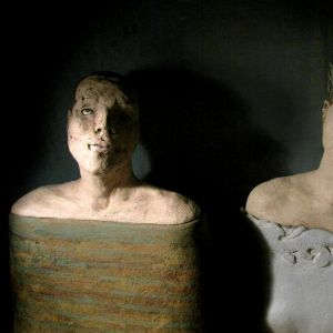 Busts, Woman, 50 cm