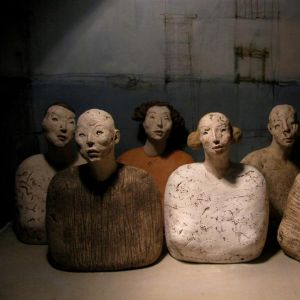 Busts, 18-19 cm